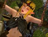 Omayim Zelda Musou Set Legend of Zelda
