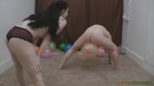 Kick 2 Pop Balls