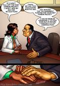 BlacknhiteComics - The Mayor Complete