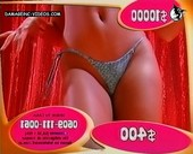 Valeria de Genaro sexy hips in thong