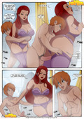 MILFTOON - UPDATE INCEST COMIC