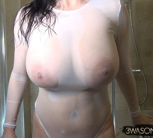 Ewa Sonnet – Naturals Breast  Nipple Play Shower – FullHD 1080p