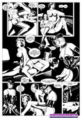 Amazing Transformation Comics Black Flower (BDSM Comix)