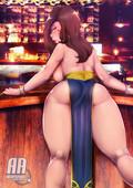 Updated sexy art by ArtoFazrael 2019