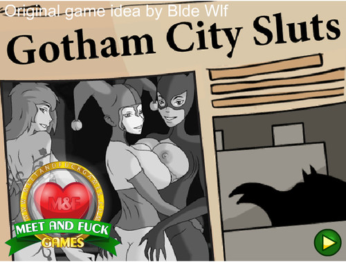 Gotham City [Full Version] Comic