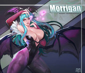 Morrigan artwork 2016