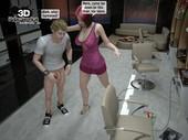 Rapestories 3d Comics Collection 1-5