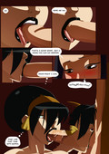 Updated new Morganagod - Toph Heavy - 41 pages