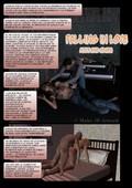 MALUS3D - FALLING IN LOVE MIKE AND ADARA