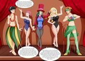 Oo Sebastian oO - The Great and Powerful Lady Francescas Magic Show