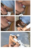 G9 Comics - Filthy Fantasy X parody - Another Sin