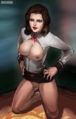 Artwork collection - Elizabeth - Bioshock Infinite
