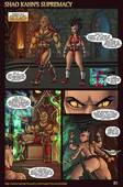 Update Shao Kahns Supremacy by Miycko - 5 pages