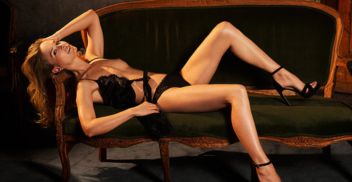 Playboy annette fleischer Annett Fleischer