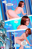 New comic by TeaseComix - Livia Lust ch 1
