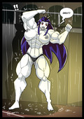 Angs - Muscle growth - Suzie