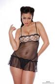 Aria Giovanni - Sheer Dress b50wf3050d.jpg