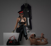Femdom Ladies Discipline Art Compilation chapter 1