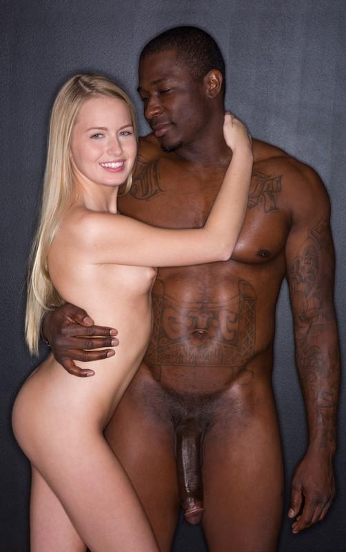 Scarlett Sage Interracial